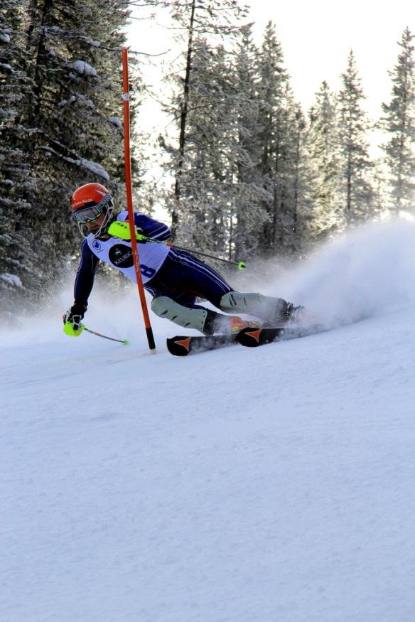 Hay Fever Slalom